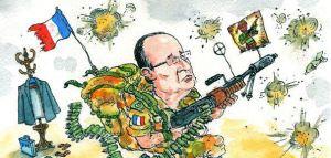 vignetta di Dave Simonds